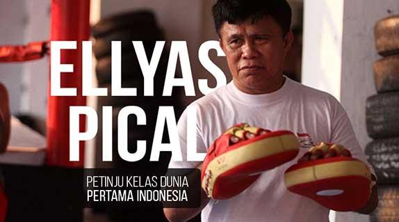 Ellyas Pical Petinju Kelas Dunia Pertama Indonesia
