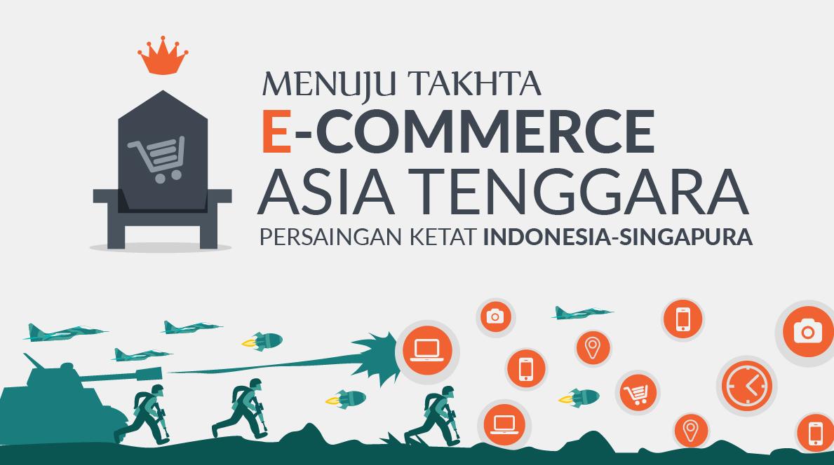 E-commerce Asia Tenggara Makin Seru: Tokopedia Dikucuri Alibaba Rp 14 Triliun