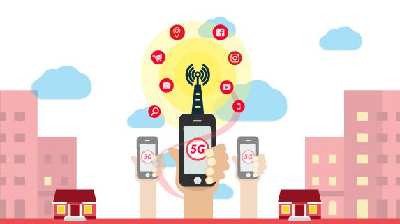 Menyongsong 5G di Indonesia