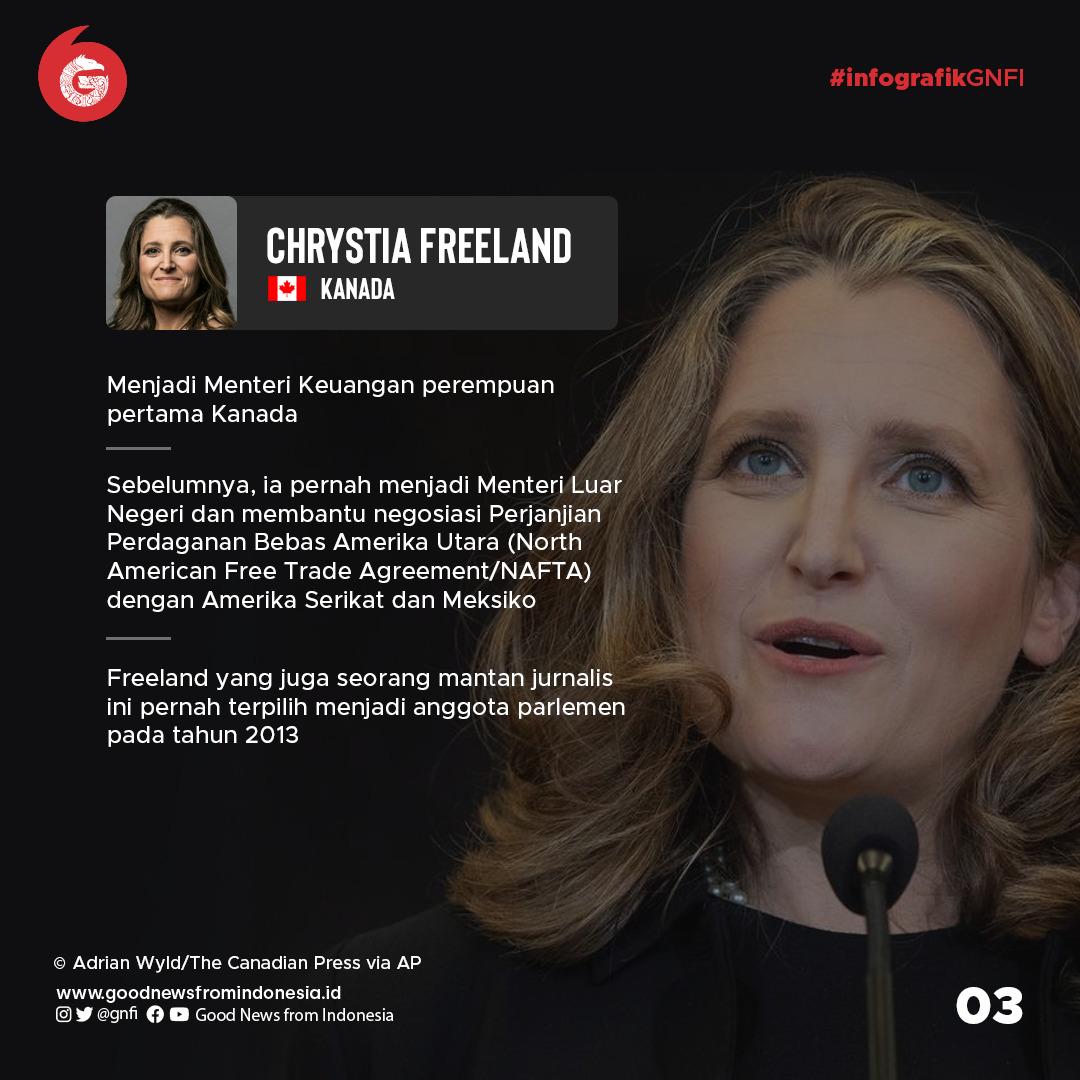 4 Perempuan Hebat Pengatur Keuangan di Negara G20