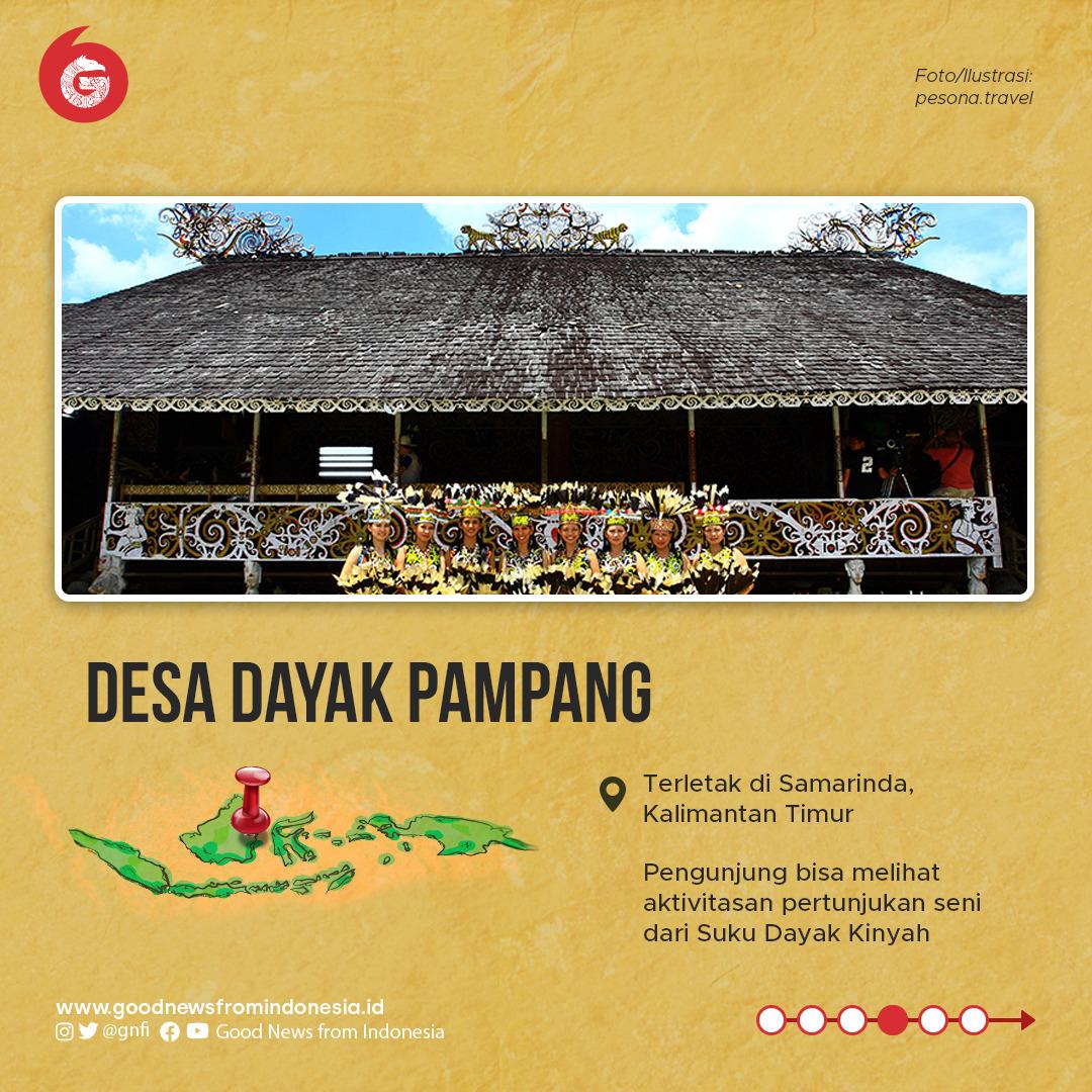5 Desa Adat Indonesia yang Jadi Situs Kekayaan Dunia