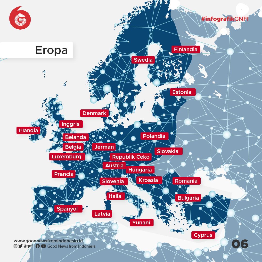 Daftar Negara yang Telah Terhubung dengan Jaringan 5G
