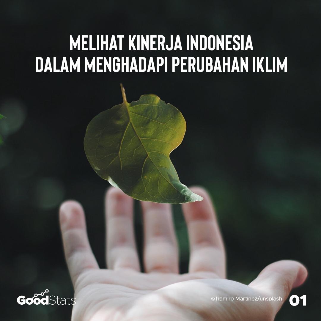 Melihat Kinerja Indonesia dalam Menghadapi Perubahan Iklim
