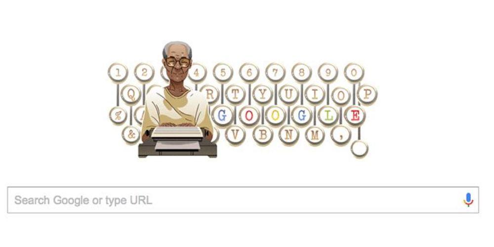 Google Doodle Perkenalkan Sastrawan Indonesia Pramoedya pada Dunia