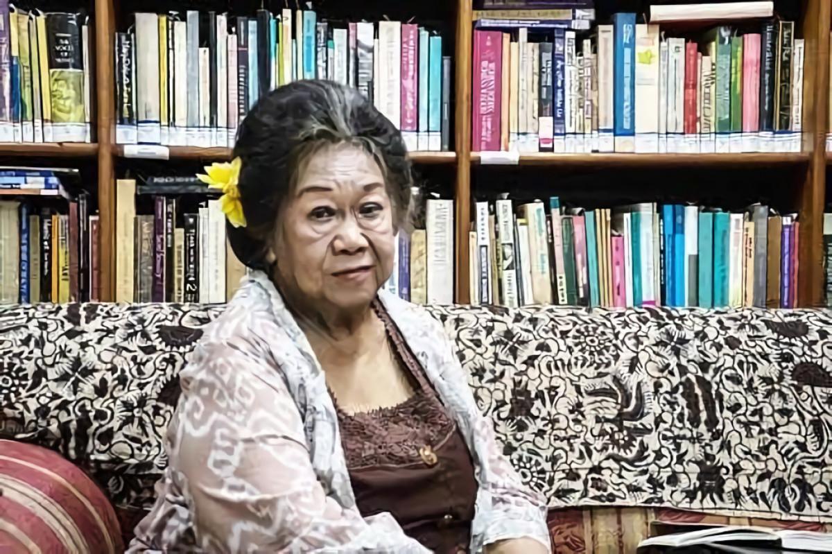 Berpulangnya Toeti Heraty, Penulis dan Aktivis Perempuan yang Disegani
