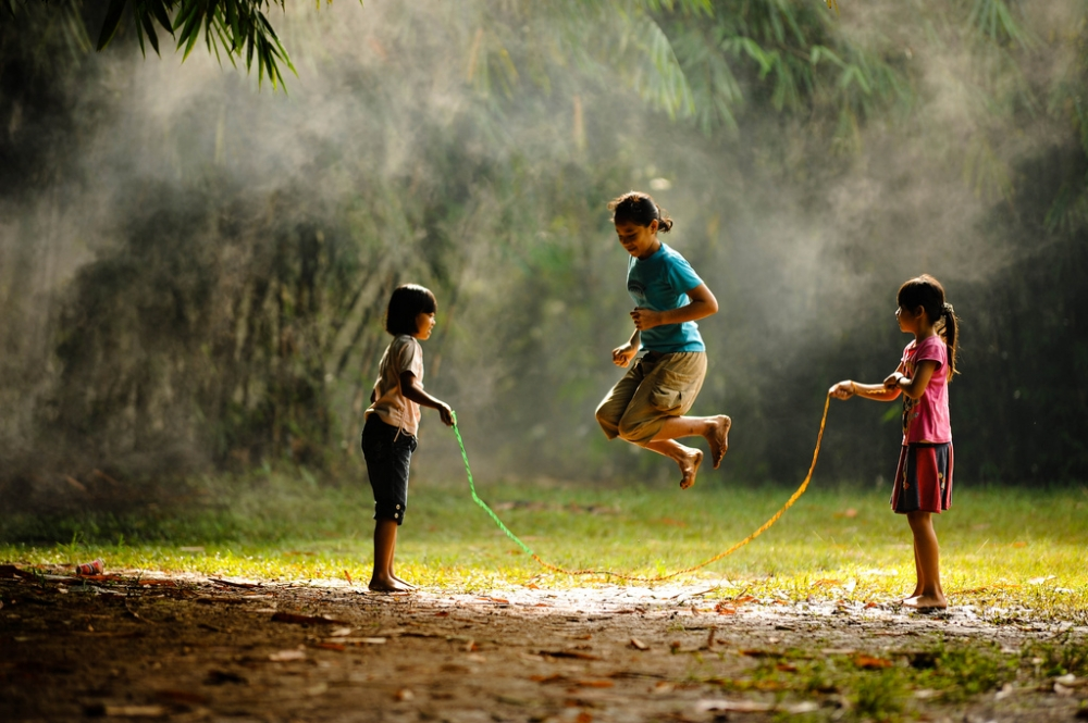 10 Permainan Tradisional Indonesia Yang Dulu Populer Mana Favoritmu
