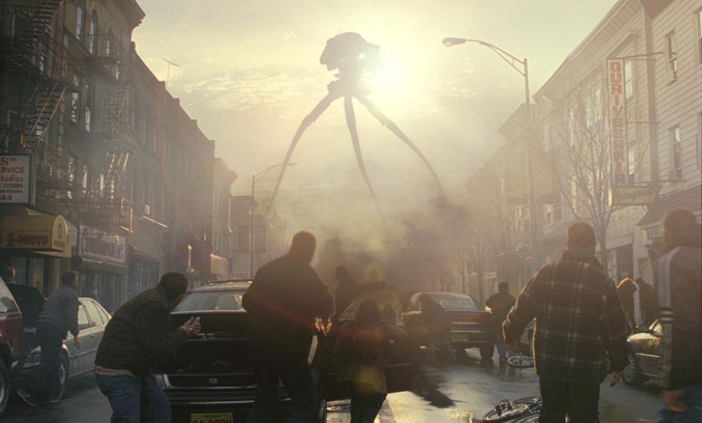 Star Wars, War of the Worlds, dan Klakson Bus Jepara