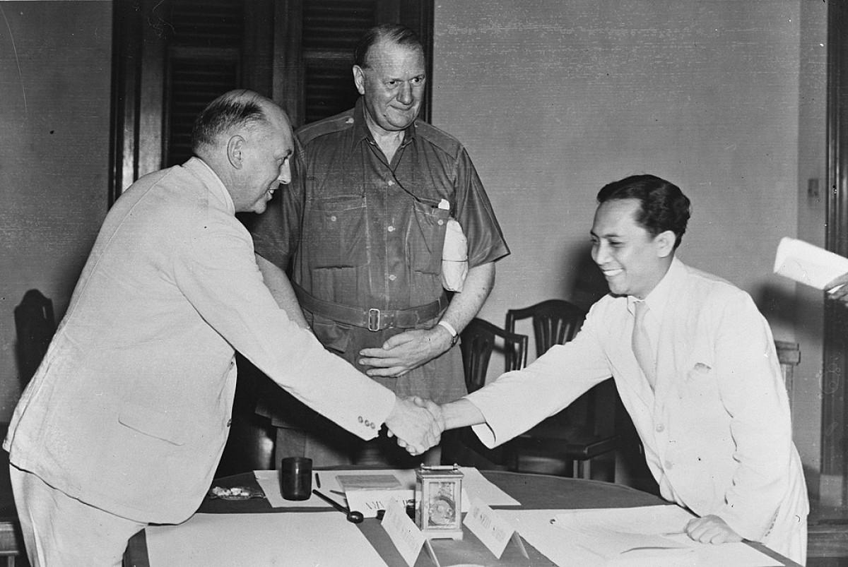 Sejarah Hari Ini (15 November 1946) - Perundingan Linggarjati