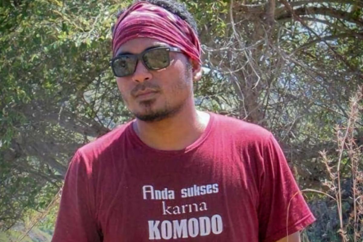 Upaya Akbar Al Ayyubi Menjaga Suku Asli Pulau Komodo dari Relokasi