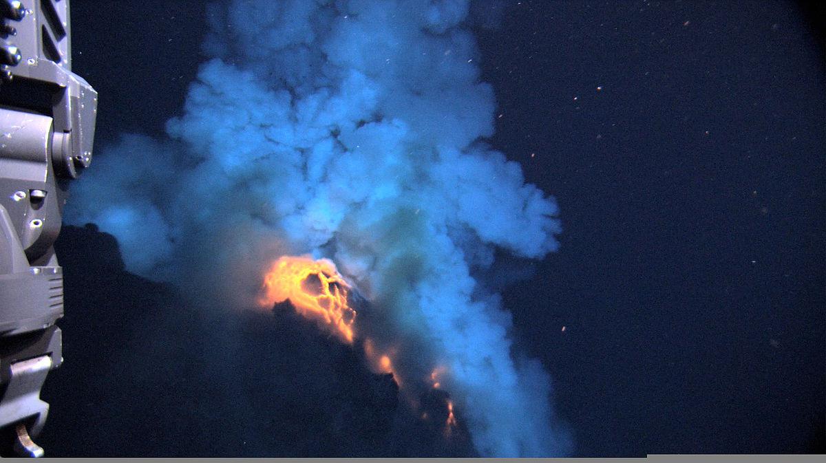 Dari Sangihe: Gunung Api Bawah Laut Mahengetang, Kedahsyatan Cincin Api Indonesia