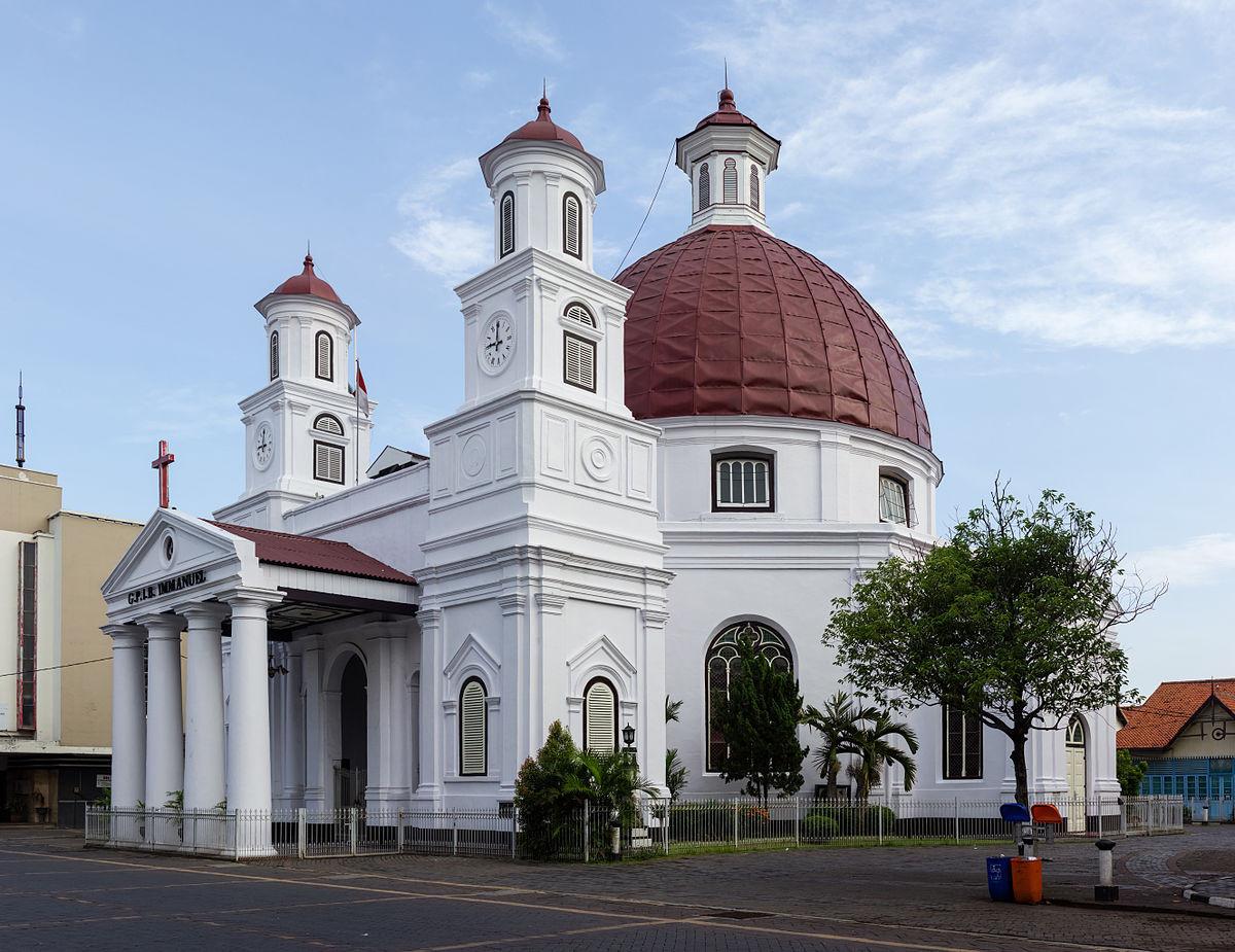 Sejarah Gereja Blenduk, Sebuah Ikon Kota Lama Semarang