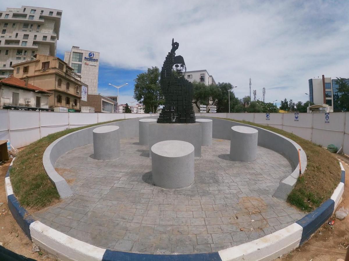 Cerita Dibalik Pembangunan Monumen Soekarno di Aljazair