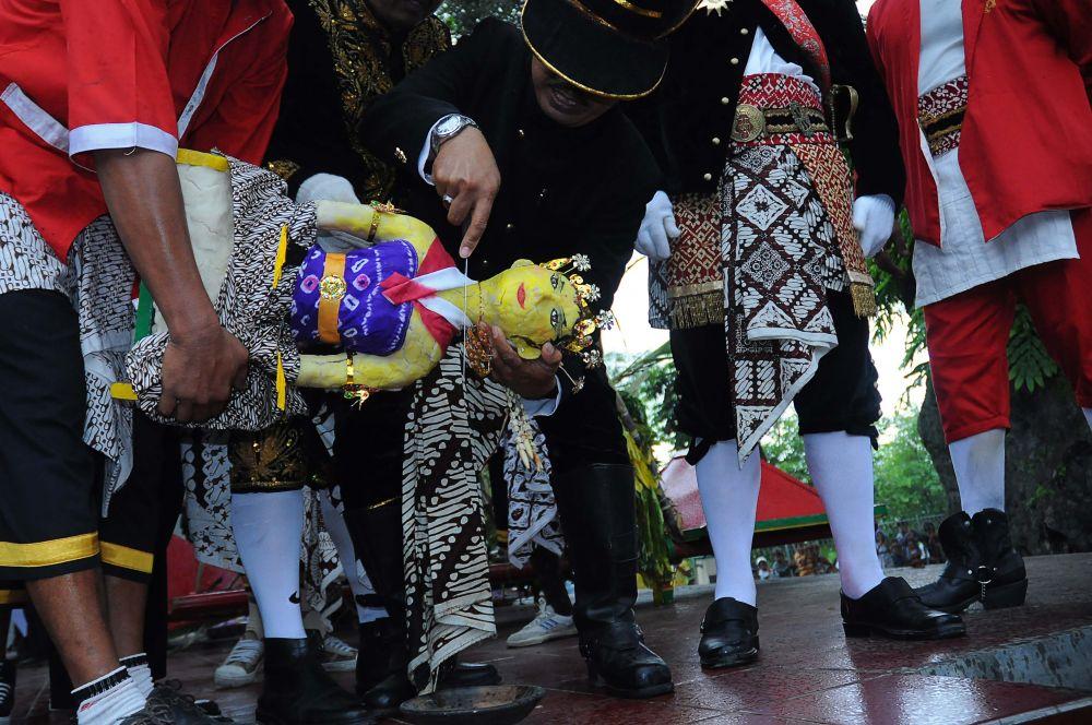Begini Kisah di Balik Upacara Bekakak Yogyakarta