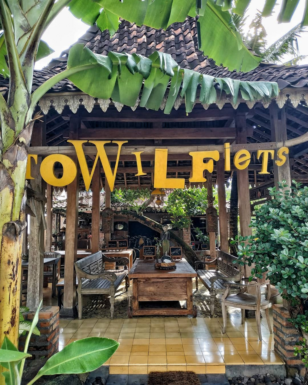 Mengenal Wisata Keliling Desa Menggunakan Sepeda Onthel Antik di Yogyakarta