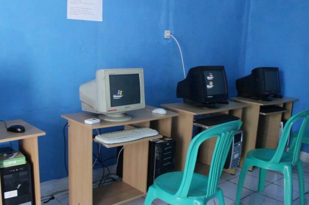 Akhirnya Internet Mendarat Di Labansari