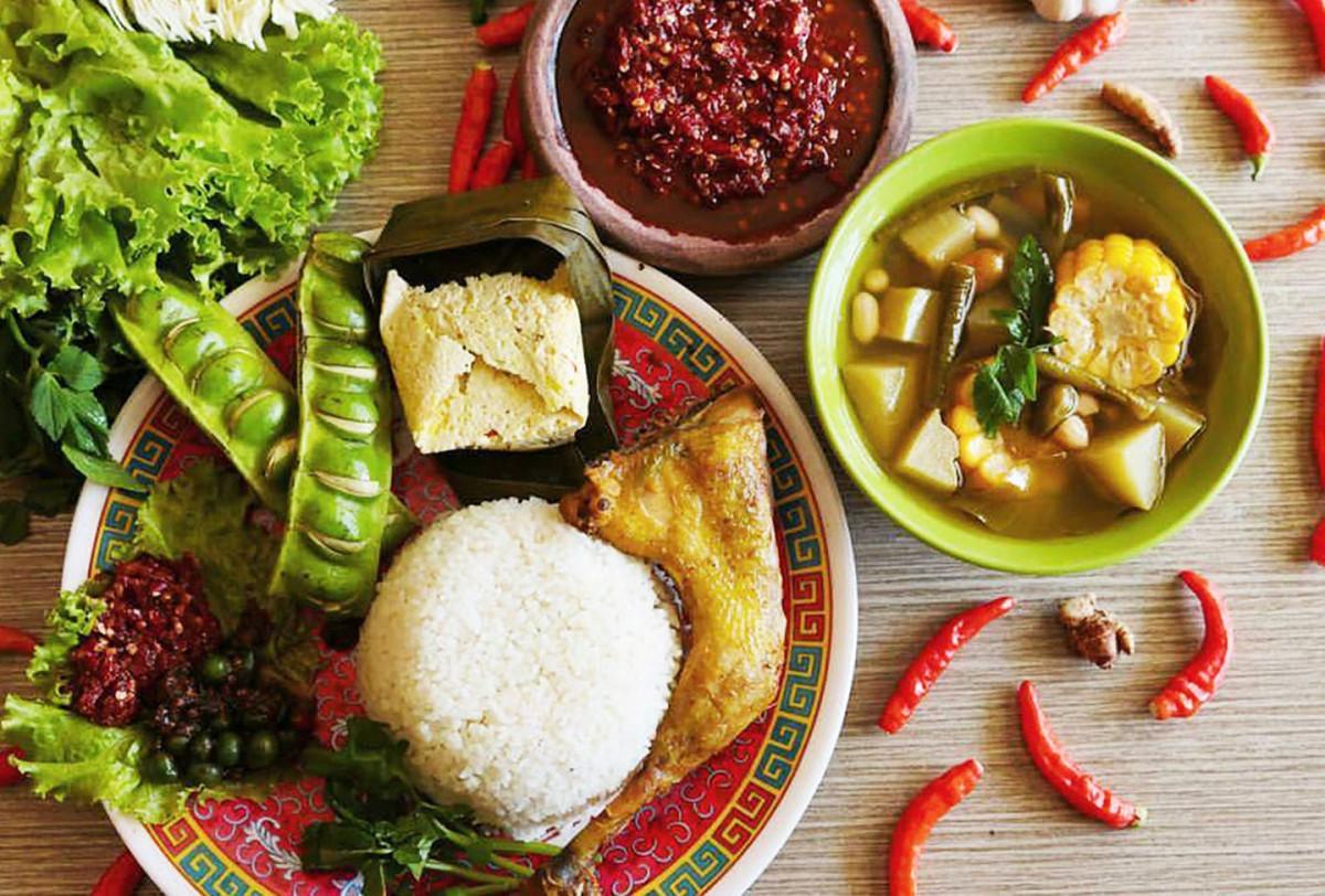 Icip-Icip Makanan Khas Pasundan Yuk