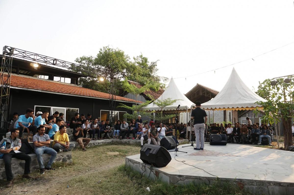 Mengenal Jatiwangi Art Factory, Pusat Seni dan Budaya di Majalengka