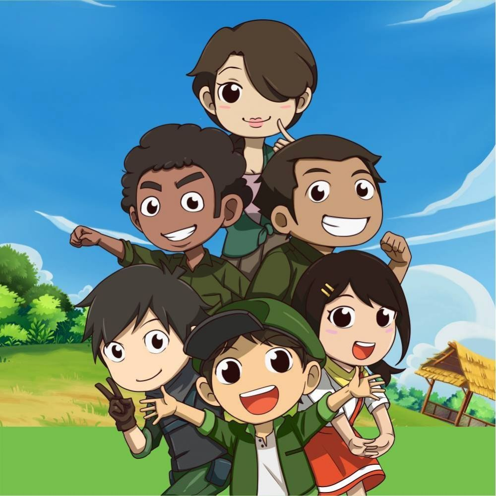 Ini Dia Serial Baru Animasi Indonesia Good News From Indonesia