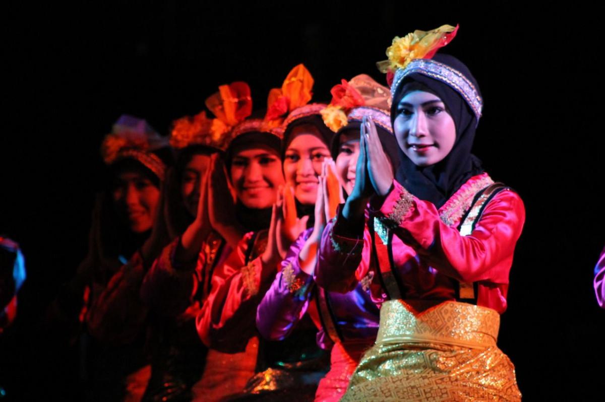 Tari Ratoh Jaroe, Tari Kreasi dari Aceh