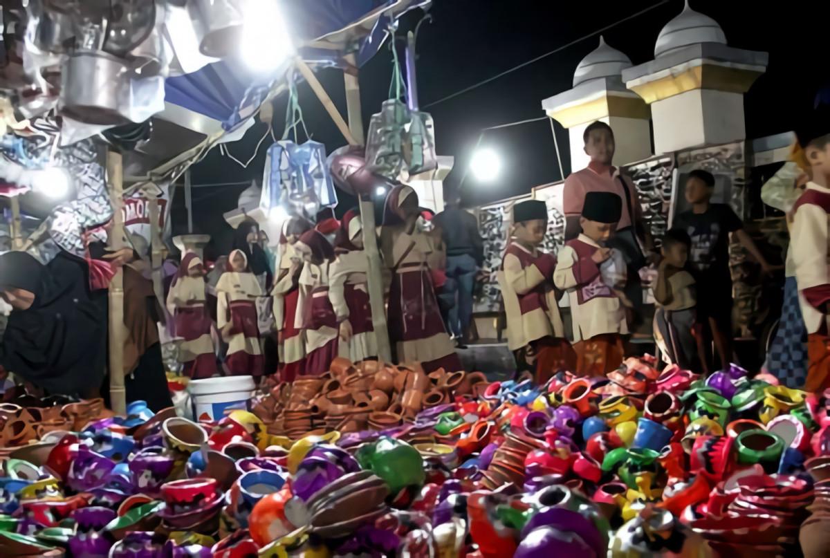 2 Tahun Hilang, Ini Tradisi Dandangan Khas Kota Kudus Sambut Ramadan