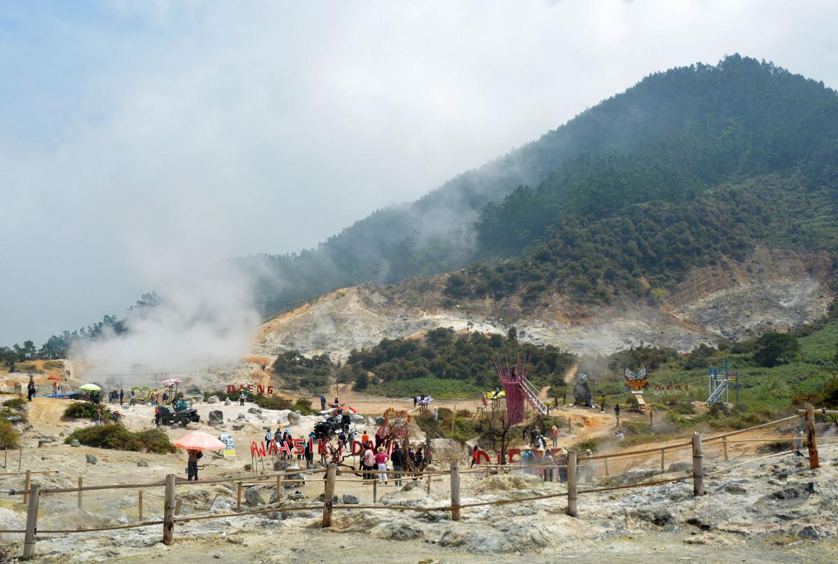 Inilah 4 Wisata di Wonosobo dengan Keindahan Pesona Alamnya