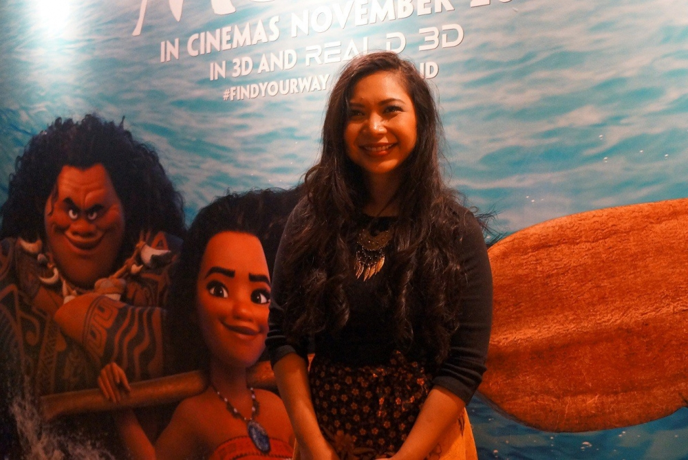 Meet Griselda Sastrawinata, First Indonesian to work for Disney's Art Department