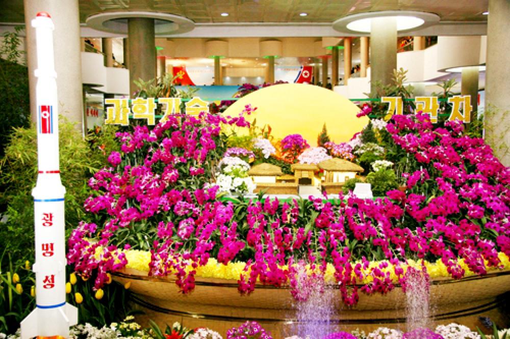 Kimilsungia, Bunga Nasional Korea Utara asli Indonesia
