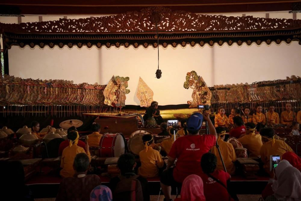 Hari Wayang Dunia Dirayakan di Surakarta