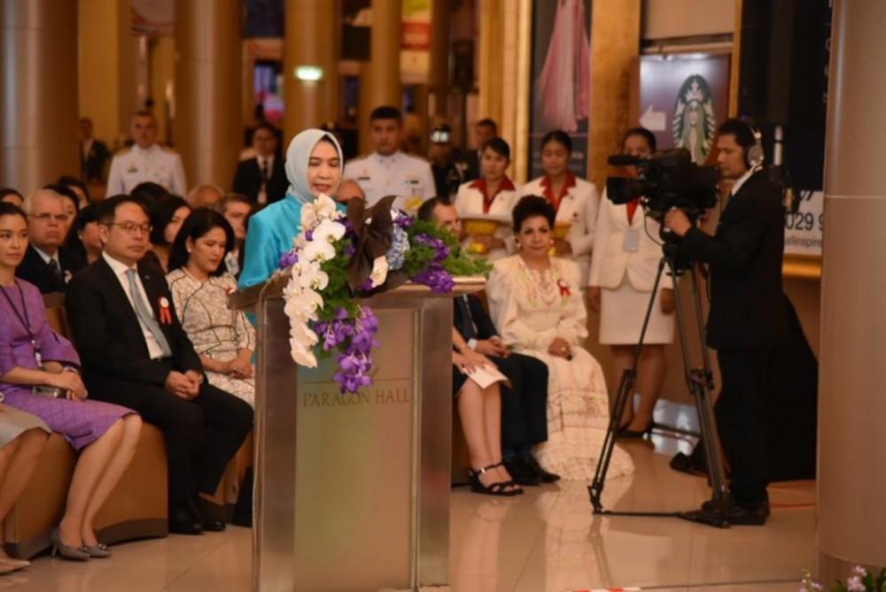 Indonesia dalam Bazar Diplomatik Palang Marah Thailand