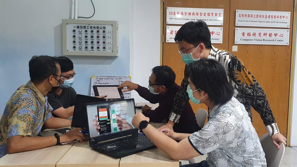 Tawarkan Aplikasi Layanan Kesehatan, Mahasiswa Indonesia jadi Raja di Kompetisi Inovasi Digital