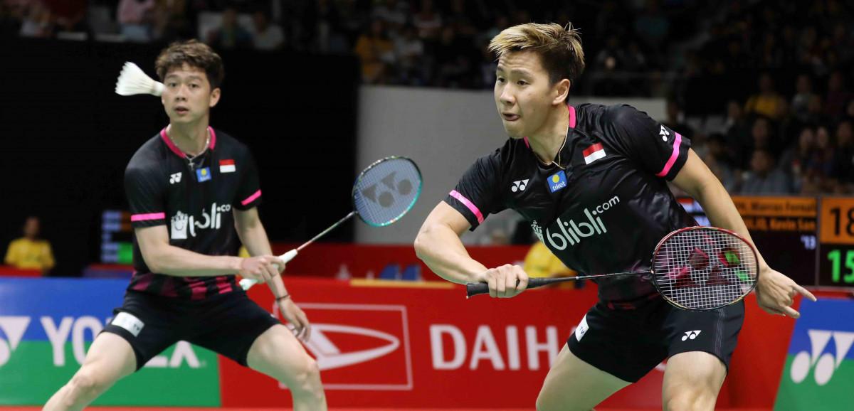 Rangkuman Hari Ketiga Indonesia Masters 2020