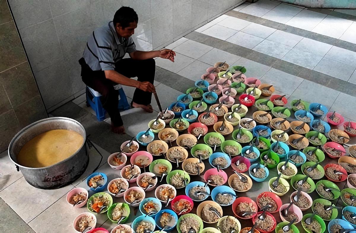 Bubur India, Seabad Tradisi Kuliner Berbuka Masyarakat Pekojan Semarang