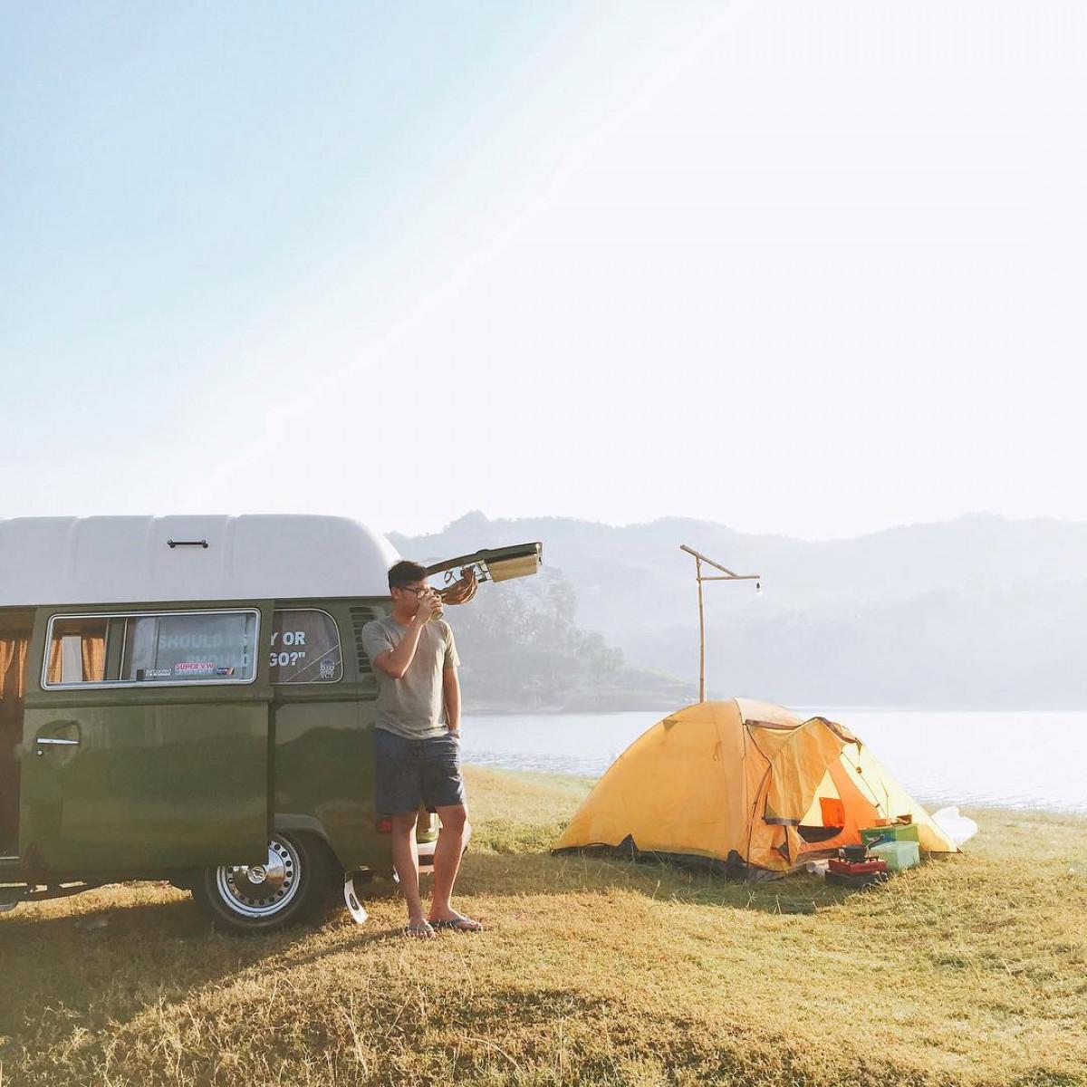 Campervan di Jogja, Wisata Unik Nan Seru