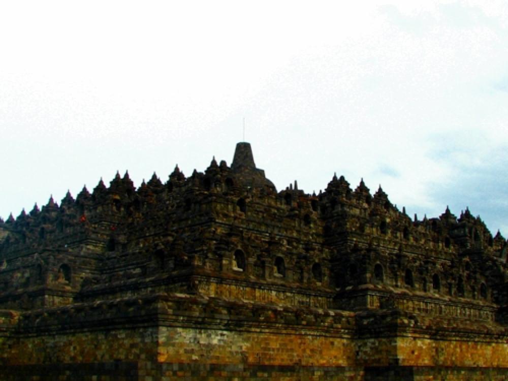 365Indonesia Day 11 - An Evening at Borobudur, Jogja