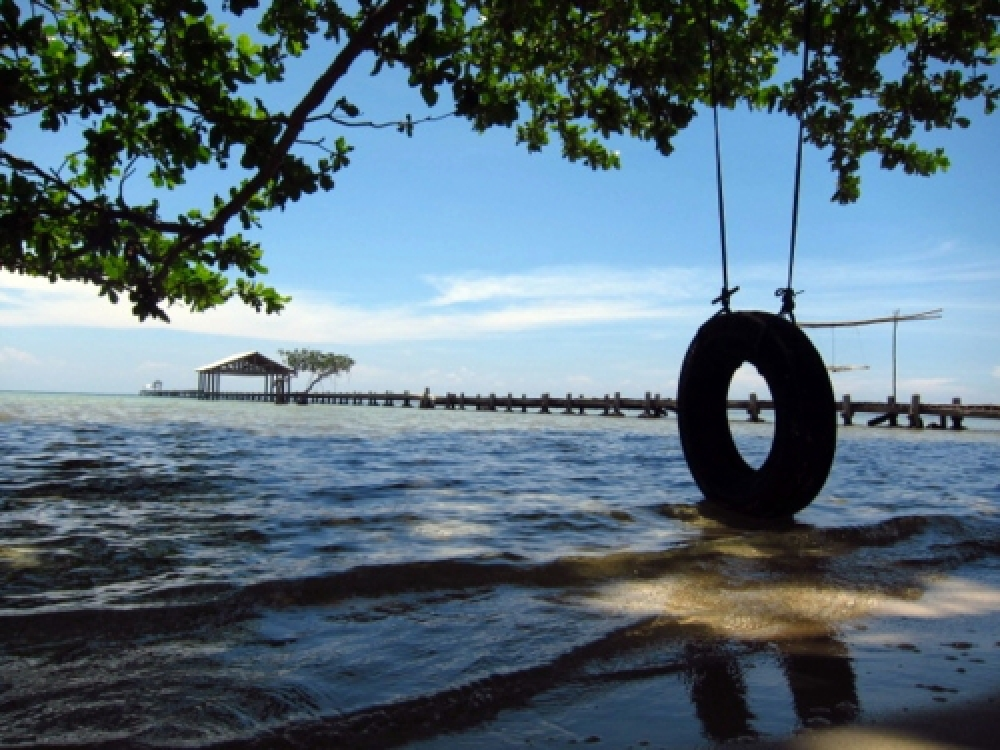 365Indonesia Day 50 - Biawak Island, Indramayu, West Java