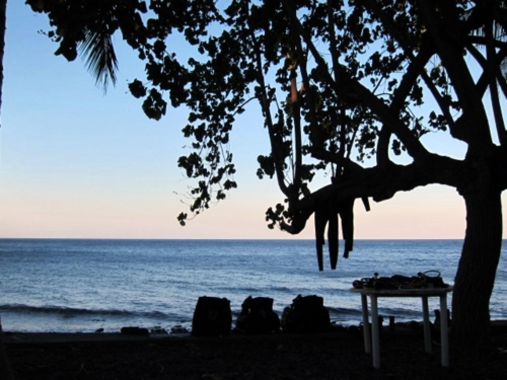 365Indonesia Hari 9 - Matahari Terbenam di Tulamben, Bali