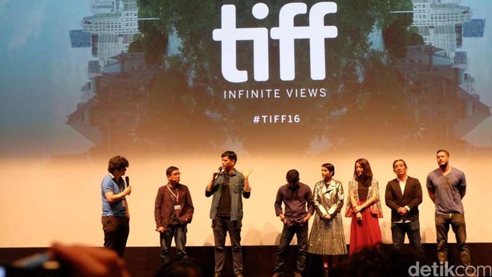 Belum Tayang di Tanah Air, Film Indonesia ini Sudah Dapat Standing Ovation di Toronto