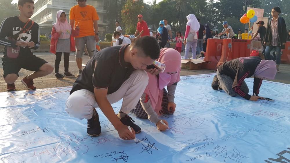CFD Jakarta dan Deklarasi Lawan Hoaks
