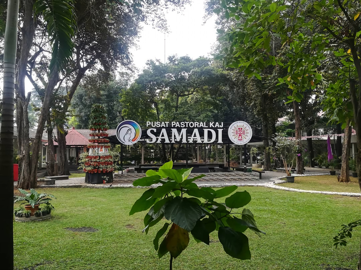Kisah Gereja Katolik di Jakarta yang Berubah Menjadi Tempat Isoman Pasien Covid-19