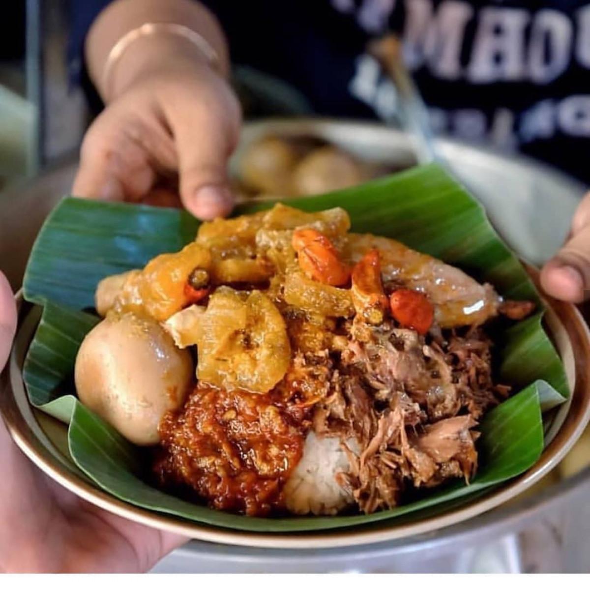 Asal-Usul Gudeg, Makanan Ikonik Khas Dari Yogyakarta