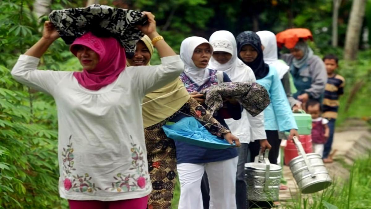 Tradisi Nyorog, Budaya Betawi Sambut Ramadan yang Hampir Punah