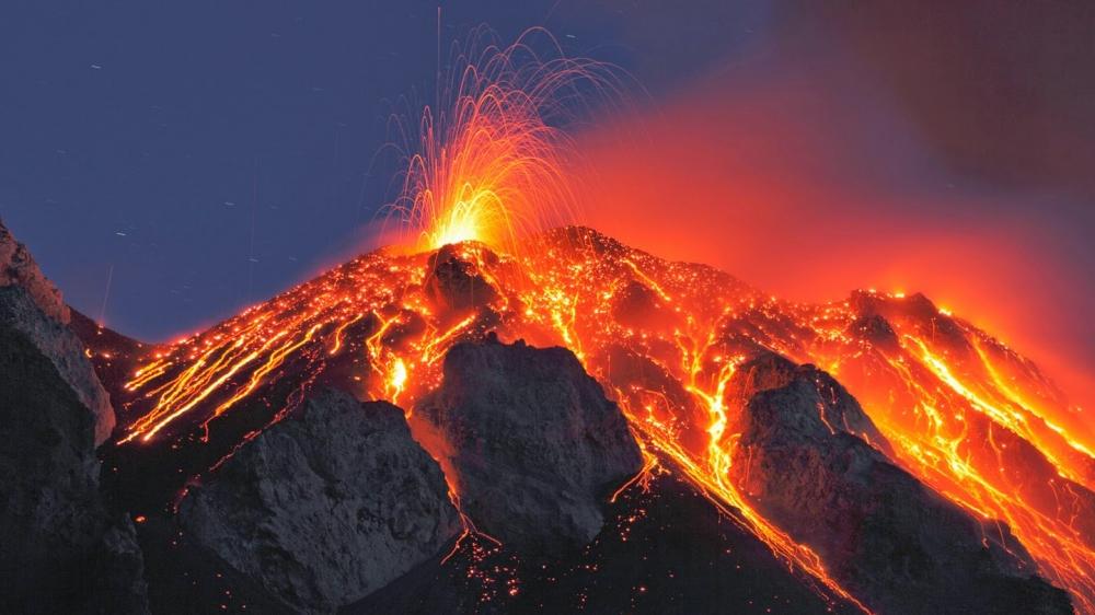 5 Letusan Gunung Api Terdahsyat di Indonesia