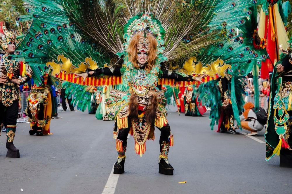 Jember Fashion Carnaval 2019 Hadirkan Ribuan Orang