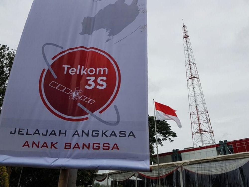 Segera, PT Telkom Luncurkan Satelit Ketiga