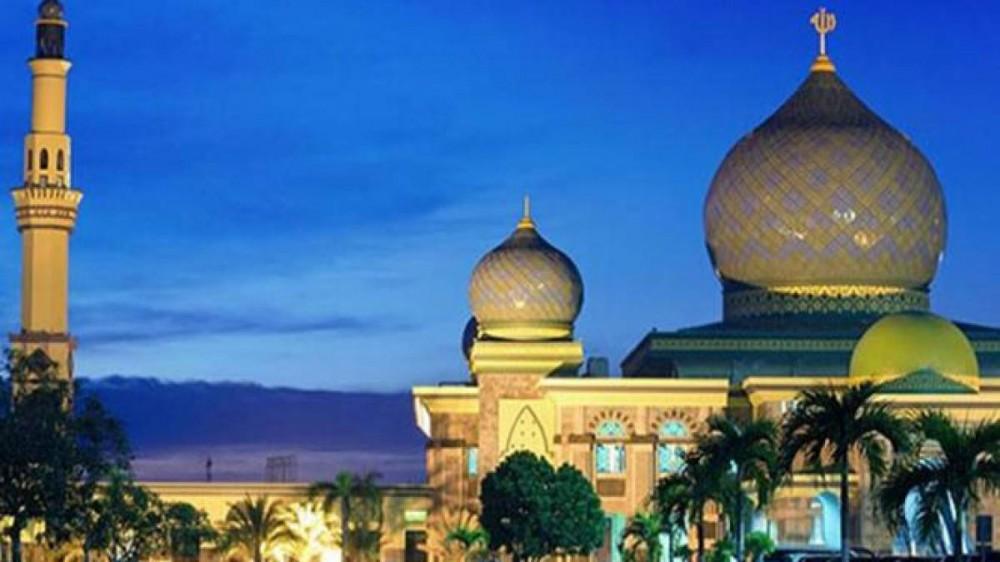 5 Mesjid Termegah Di Indonesia Good News From Indonesia