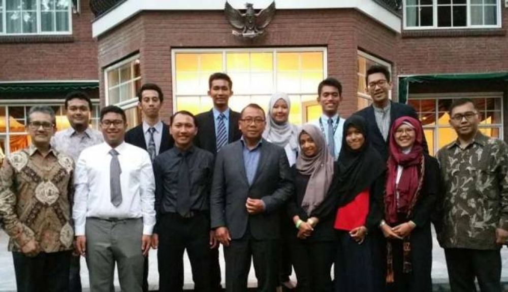 Mahasiswa Indonesia Bikin Bangga di Belanda Dalam Ajang TEIMUN