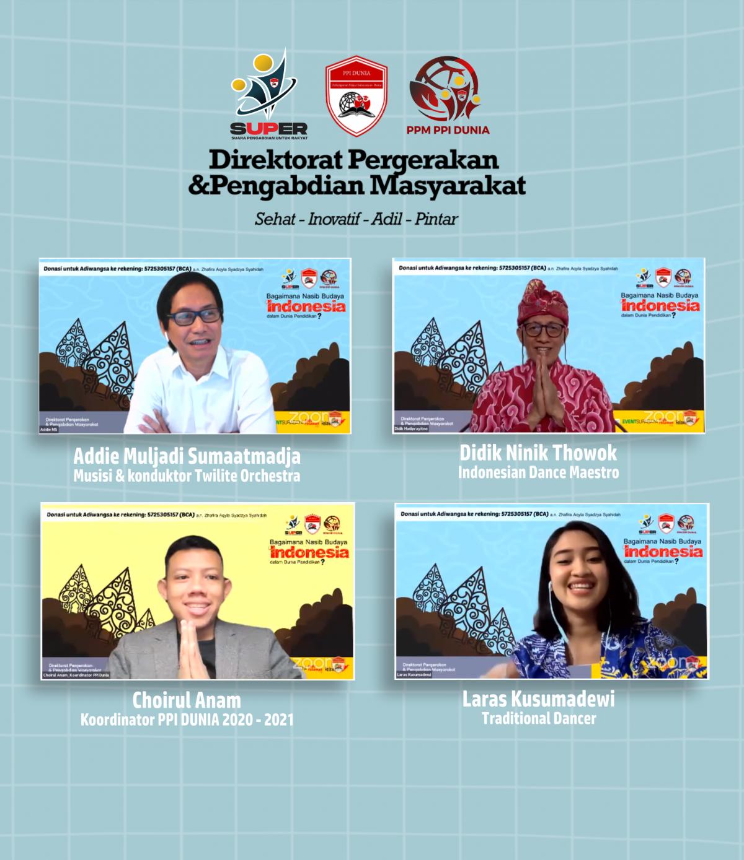 """PPID SUPER: """"Bagaimana Nasib Budaya Indonesia dalam Dunia Pendidikan?"""""""