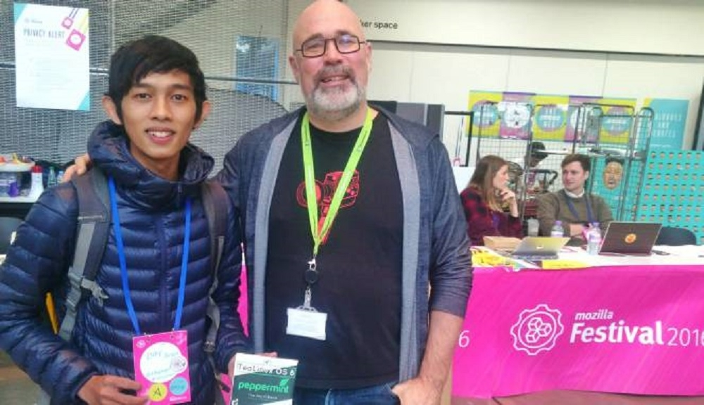 Program Ciptaan Anak Bangsa Ini Berhasil Curi Perhatian Para Programmer Kelas Dunia