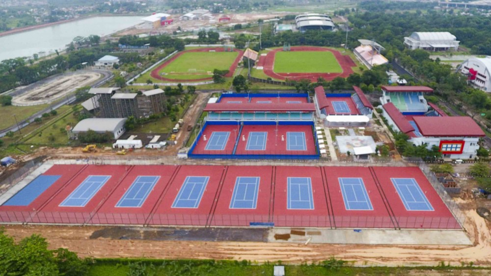Jakabaring Sport City Sering Menjadi Tuan Rumah Event Ternama