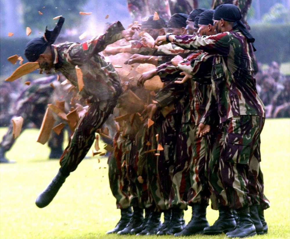 Pasukan Khusus Indonesia Dinobatkan Sebagai Salah Satu yang Terhebat di Dunia